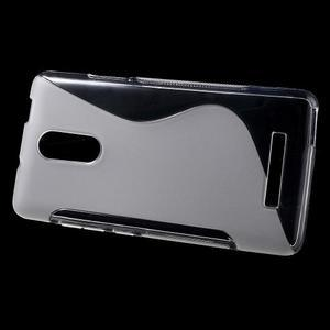 S-line gelový obal na Xiaomi Redmi Note 3 - transparentní - 2