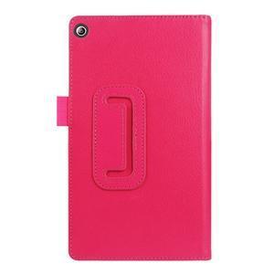 Dvojpolohové puzdro pre tablet Lenovo Tab 2 A7-20 - rose - 2