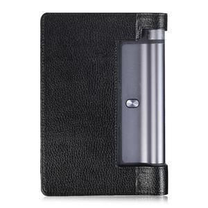 Puzdro na tablet Lenovo Yoga Tab 3 8.0 - černé - 2