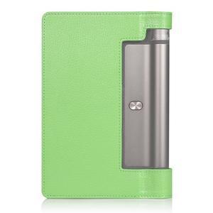 Puzdro na tablet Lenovo Yoga Tab 3 8.0 - zelené - 2