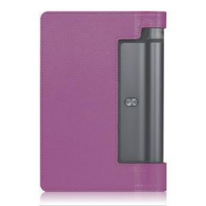 Puzdro na tablet Lenovo Yoga Tab 3 8.0 - fialové - 2
