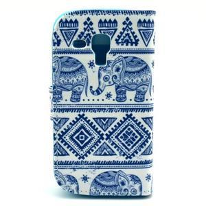 Safety puzdro pre Samsung Galaxy S Duos/Trend Plus - slony - 2