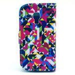 Safety puzdro pre Samsung Galaxy S Duos / Trend Plus - mozaika fareb - 2/6