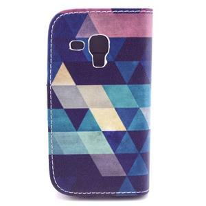 Safety puzdro pre Samsung Galaxy S Duos / Trend Plus - triangl - 2