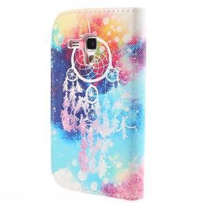 Peňaženkové puzdro pre Samsung Galaxy S Duos / Trend Plus - snívanie - 2