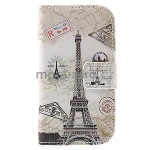 Puzdro na mobil Samsung Galaxy S3 mini - Eiffelovka - 2