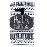 Peňaženkové puzdro na Samsung Galaxy S3 mini - Hakuna - 2/6