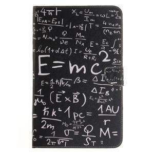 Closy PU kožené puzdro pre Samsung Galaxy Tab A 10.1 (2016) - vzorce - 2