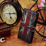 Peňaženkové puzdro na mobil Sony Xperia M2 - UK vlajka - 2/6