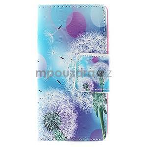 Puzdro na mobil Sony Xperia Z3 Compact - odkvetlé pampelišky - 2