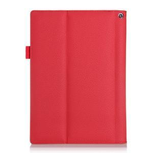Ochranné puzdro pre Lenovo Yoga Tablet 2 10.1 - červené - 2
