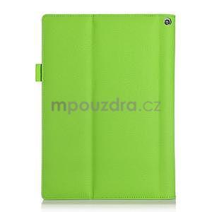 Ochranné puzdro pre Lenovo Yoga Tablet 2 10.1 - zelená - 2