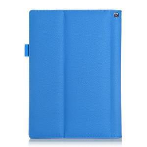 Ochranné puzdro na Lenovo Yoga Tablet 2 10.1 - modré - 2