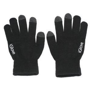 iGlove rukavice pre mobil - čierné - 2