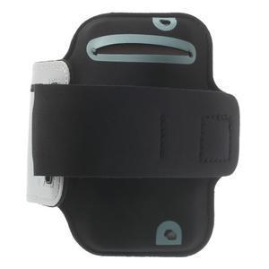 Jogy bežecké puzdro na mobil do 125 x 60 mm - šedé - 2