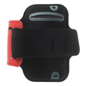 Jogy bežecké puzdro na mobil do 125 x 60 mm - červené - 2