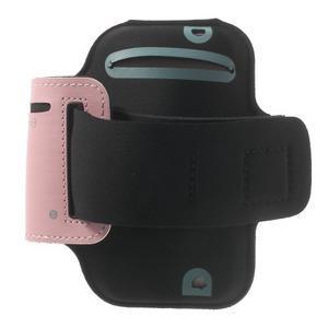 Jogy bežecké puzdro na mobil do 125 x 60 mm - ružové - 2