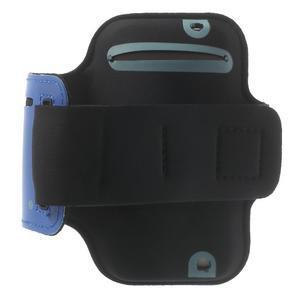 Jogy bežecké puzdro na mobil do 125 x 60 mm - modré - 2