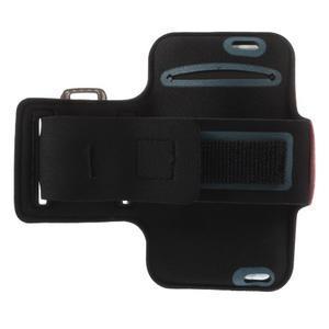 Gymfit športové puzdro pre telefón do 125 x 60 mm - červené - 2