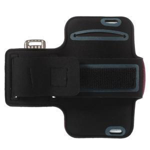 Gymfit športové puzdro pre telefón do 125 x 60 mm - rose - 2
