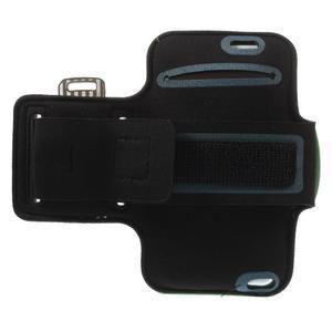 Gymfit športové puzdro pre telefón do 125 x 60 mm - zelené - 2
