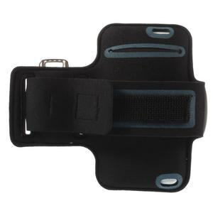 Gymfit športové puzdro pre telefón do 125 x 60 mm - svetlomodré - 2