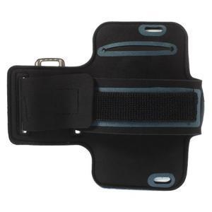 Gymfit športové puzdro pre telefón do 125 x 60 mm - tmavomodré - 2
