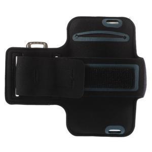 Gymfit športové puzdro pre telefón do 125 x 60 mm - fialové - 2