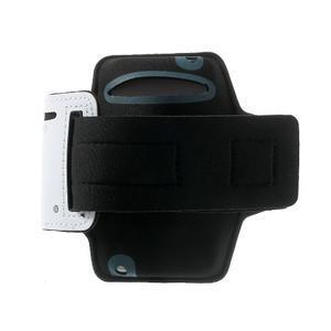 Gymfit športové puzdro pre telefón do 125 x 60 mm - biele - 2