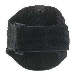 Absorb športové puzdro na telefón do veľkosti 125 x 60 mm - čierne - 2