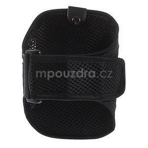 Fit puzdro na mobil až do veľkosti 160 x 85 mm - čierne - 2