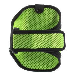 Fit puzdro na mobil až do veľkosti 160 x 85 mm - zelené - 2