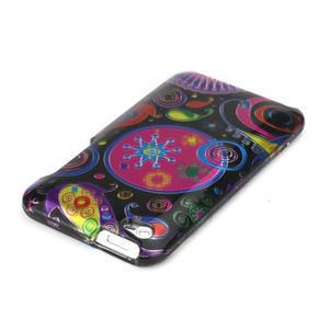 Plastové puzdro na iPod Touch 4 - farebné vzory - 2
