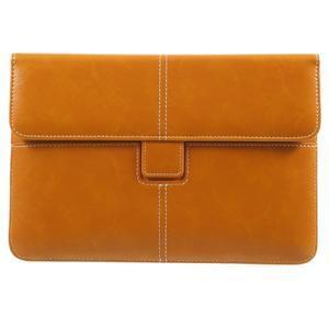 Business univerzálne puzdro pre tablet do rozmerov 226 x 149 mm - oranžové - 2
