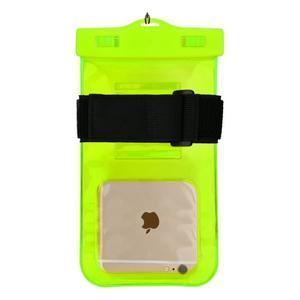 Base IPX8 vodotěsný obal na mobil do 158 x 78 mm - zelený - 2