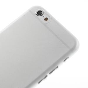 Ultra slim 0.3 mm plastové puzdro na iPhone 6, 4.7  - transparentný - 3
