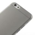 Ultra slim 0.3 mm plastové puzdro pre iPhone 6, 4.7  - sivé - 3/5