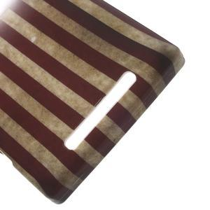 Gélové puzdro na Nokia Lumia 830 - USA vlajka - 3