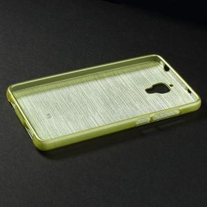 Gélové Cover puzdro na Xiaomi Mi4- zelené - 3