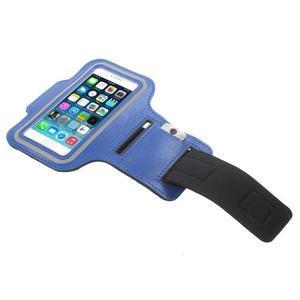 BaseRunning puzdro na ruku pre telefony do 125*60 mm - modré - 3