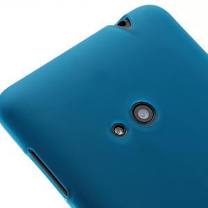 Gélové matné puzdro pre Nokia Lumia 625- svetlo modré - 3