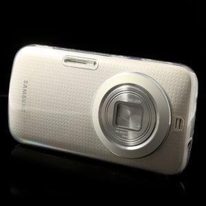 Gélové Ultraslim puzdro na Samsung Galaxy K Zoom- transparentný - 3