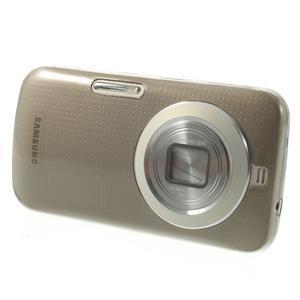 Gélové Ultraslim puzdro na Samsung Galaxy K Zoom- šedé - 3