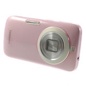 Gélové Ultraslim puzdro pre Samsung Galaxy K Zoom- ružové - 3