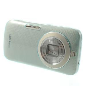 Gélové Ultraslim puzdro na Samsung Galaxy K Zoom- svetlo modré - 3