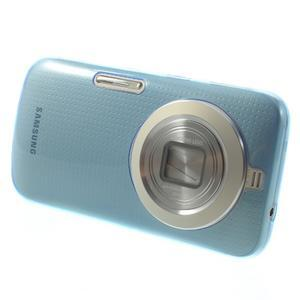 Gélové Ultraslim puzdro pre Samsung Galaxy K Zoom- modré - 3