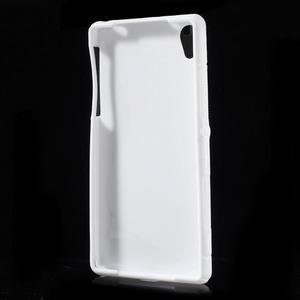 Gelové S-line pouzdro na Sony Xperia Z2 D6503- bílé - 3