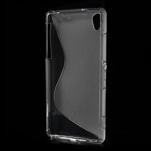 Gélové S-line puzdro pre Sony Xperia Z2 D6503- transparentné - 3