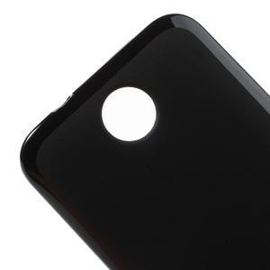 Gélové puzdro pre HTC Desire 300 Zara mini -čierné - 3