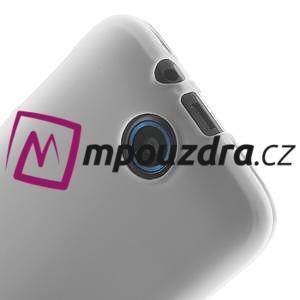 Gélové puzdro na HTC Desire 310- biele - 3